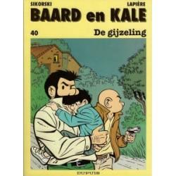 Baard en Kale 40<br>De gijzeling