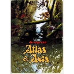 Sage van Atlas & Alix 01 HC<br>De Noorhonden