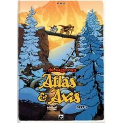 Sage van Atlas & Alix 02 HC<br>Het oorsprongmysterie