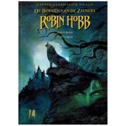 Boeken van de zieners 06 HC<br>Nachtogen<br>naar Robin Hobb