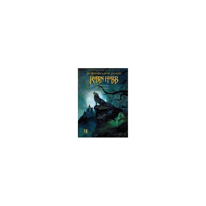 Boeken van de zieners 06 HC Nachtogen naar Robin Hobb