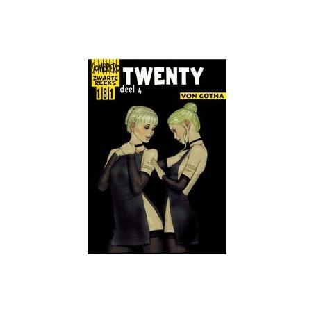 Zwarte reeks  181 Twenty deel 4