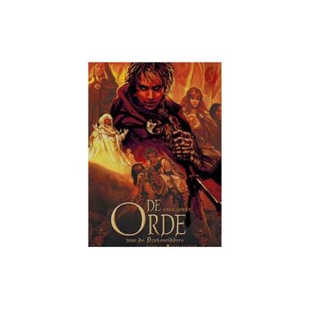 Orde van de drakenridders 11 HC<br>Alle duizend en een manen