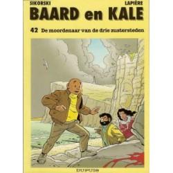 Baard en Kale 42<br>De moordenaar van de drie zustersteden