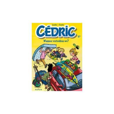 Cedric  27 Wanneer vertrekken we?
