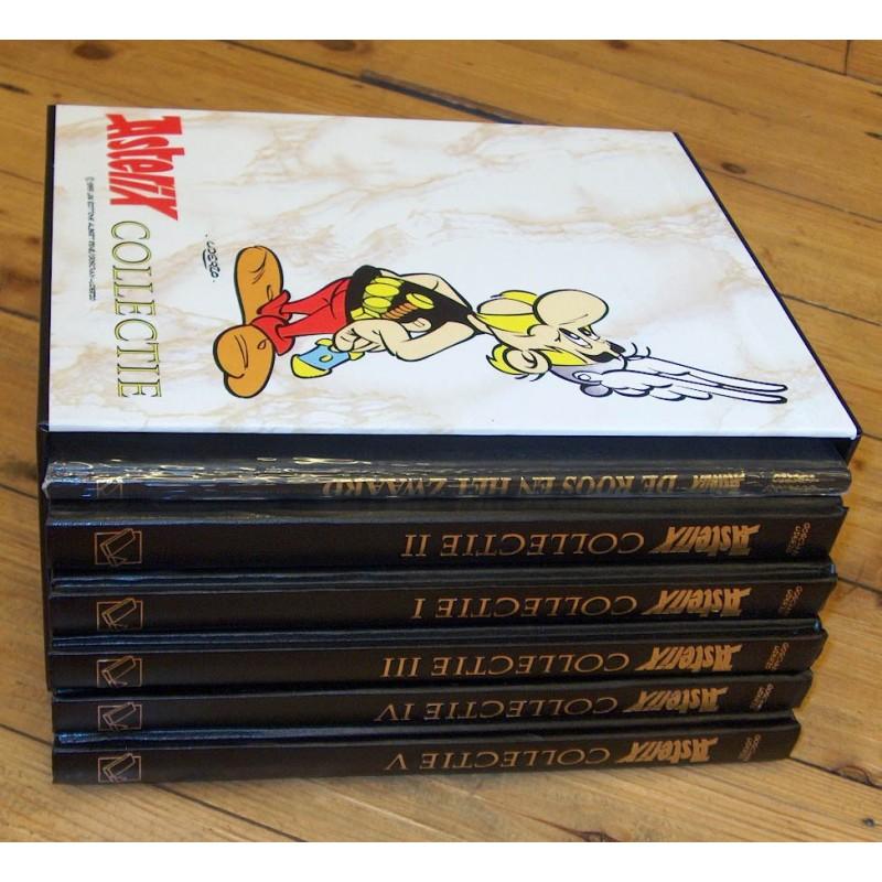 Asterix Lekturama box