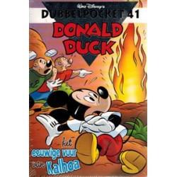 Donald Duck Dubbelpocket 41<br>Het eeuwige vuur van Kalhoa