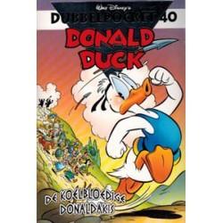 Donald Duck Dubbelpocket 40<br>De koelbloedige Donaldakis
