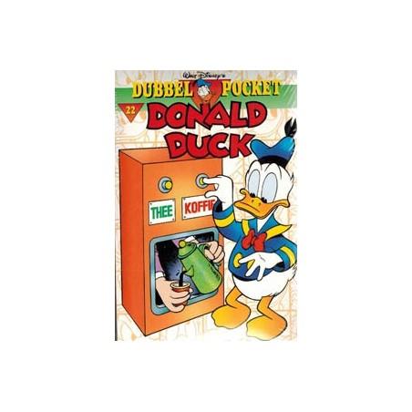 Donald Duck Dubbel pocket 22 1e druk
