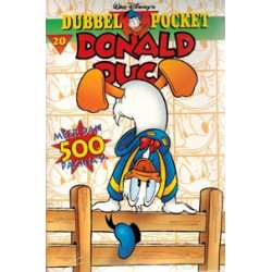 Donald Duck Dubbelpocket 20