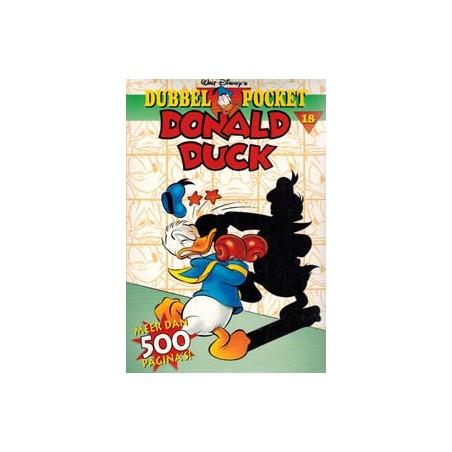 Donald Duck Dubbel pocket 18 1e druk