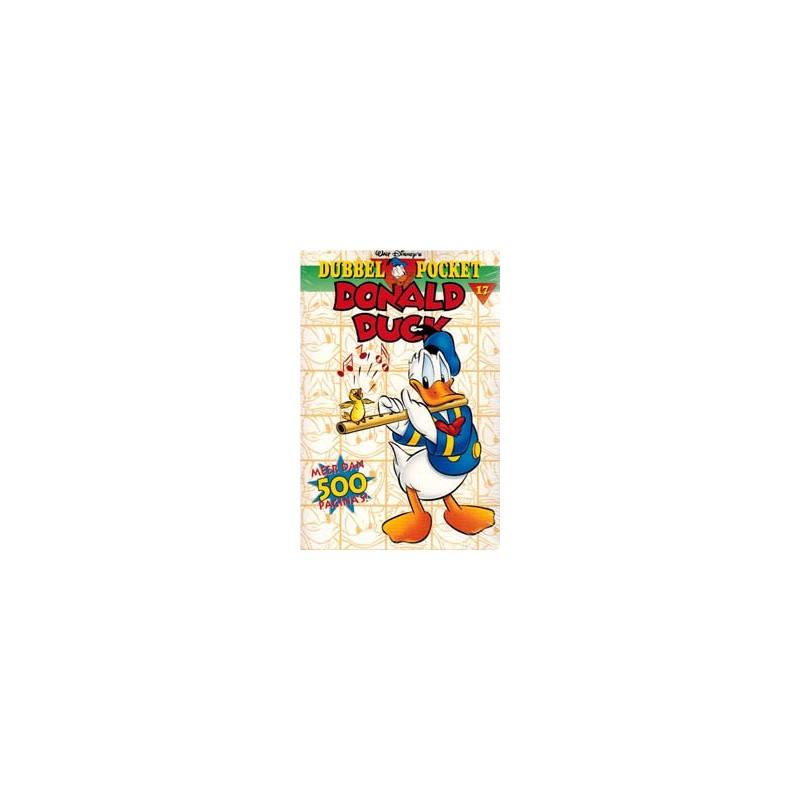 Donald Duck Dubbel pocket 17 1e druk