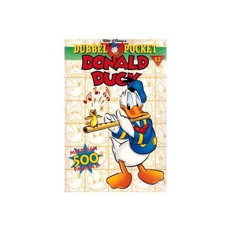 Donald Duck Dubbelpocket 17