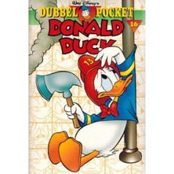 Donald Duck Dubbelpocket 16