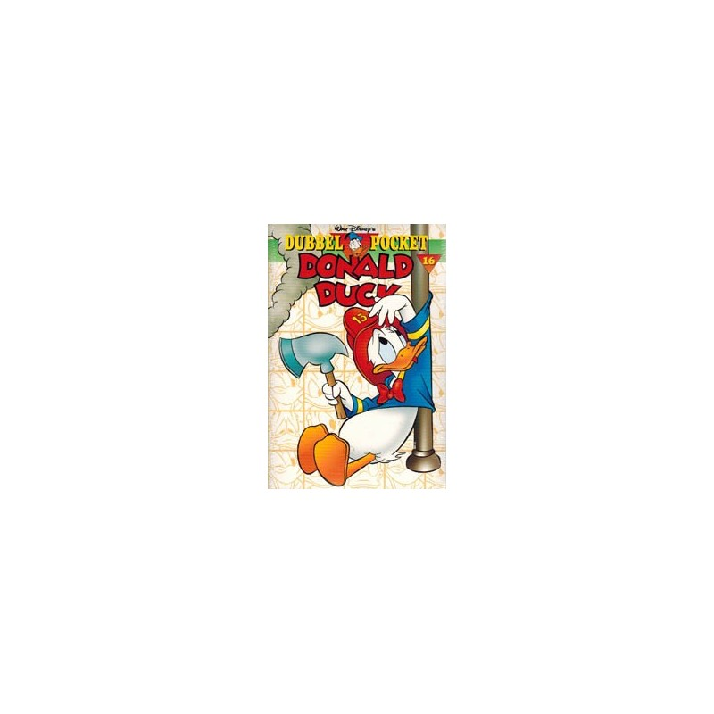 Donald Duck  Dubbel pocket 16