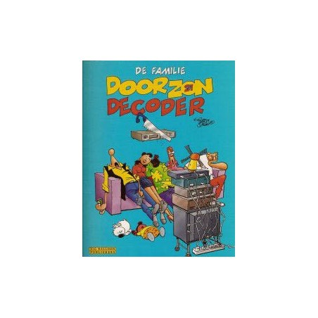 Familie Doorzon 21 Decoder 1e druk 1996