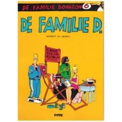 Familie Doorzon<br>06 De familie D.<br>1e druk 1984