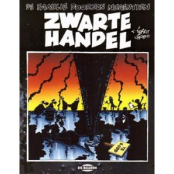 Familie Doorzon<br>19 Zwarte handel<br>1e druk 1995