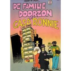 Familie Doorzon<br>08 Casa Ronnie<br>1e druk 1985