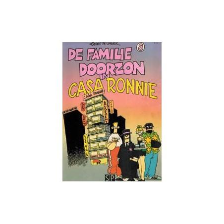 Familie Doorzon 08 Casa Ronnie 1e druk 1985