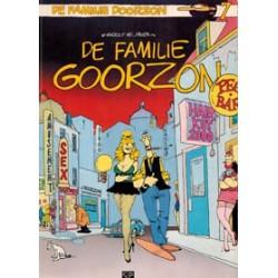 Familie Doorzon<br>07 De familie Goorzon<br>1e druk 1984