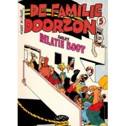Familie Doorzon<br>05 Emile's relatie boot<br>1e druk 1983