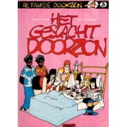 Familie Doorzon<br>03 Het geslacht Doorzon<br>1e druk 1982