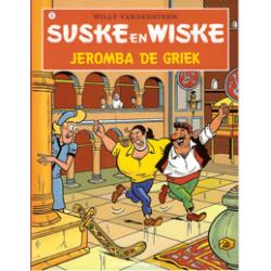 Suske & Wiske 072 Jeromba de Griek