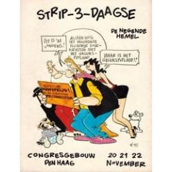 Familie Doorzon<br>Strip-3-daagse programmablad 1987