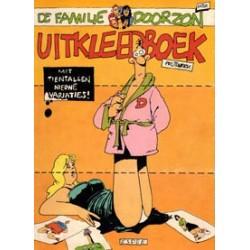 Familie Doorzon SP Uitkleedboek 1e druk 1983