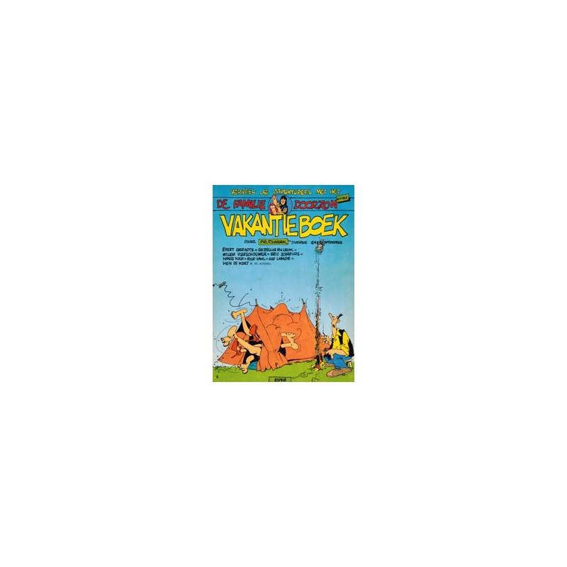 Familie Doorzon SP Vakantie boek 1e druk 1982