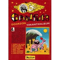 Familie Doorzon<br>SP Gevelfut's vakantiealbum<br>1e druk 1983