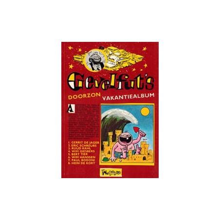 Familie Doorzon SP Gevelfut's vakantiealbum 1e druk 1983
