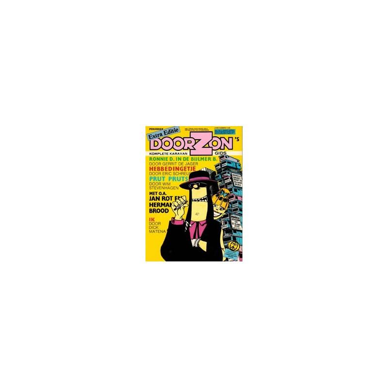 Familie Doorzon SP Doorzon's komplete karavangids 1e druk