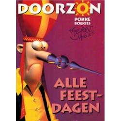 Familie Doorzon<br>Pokkeboekies set<br>dl. 1 t/m 4<br>1e drukken