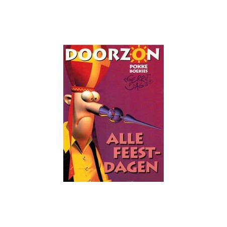 Familie Doorzon<br>Pokkeboekie 01<br>Alle feestdagen<br>1e druk
