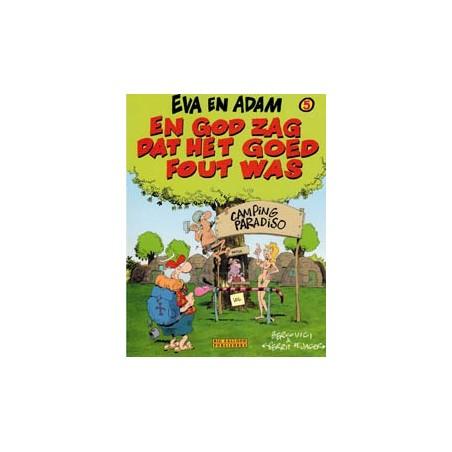 Eva en Adam 05 En God zag dat het goed fout was