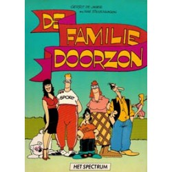 Familie Doorzon set<br>dl. 1 t/m 28 + SP<br>1e drukken 1981-2004