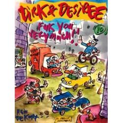 Dirk & Desiree 10 Fuk you very much!