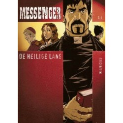 Messenger 01 De heilige lans