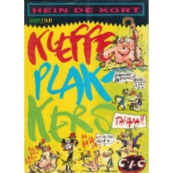 De Kort Kleffe plakkers stickerboek 1e druk 1993