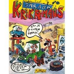 De Kort Garage Krikkemans 01 1e druk 2001