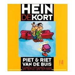 Piet & Riet van de buis 02 Samen uit samen aan 1e druk