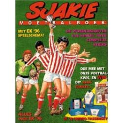 Wondersloffen van Sjakie Voetbalboek