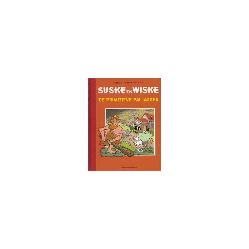 Suske & Wiske Luxe De primitieve paljassen