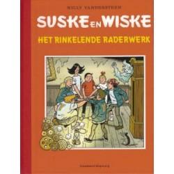 Suske & Wiske Luxe Het rinkelende raderwerk