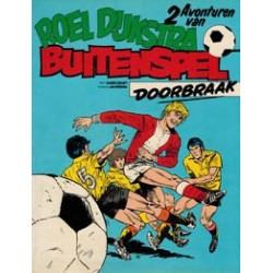 Roel Dijkstra set deel 1 t/m 10 1e drukken 1977-1982