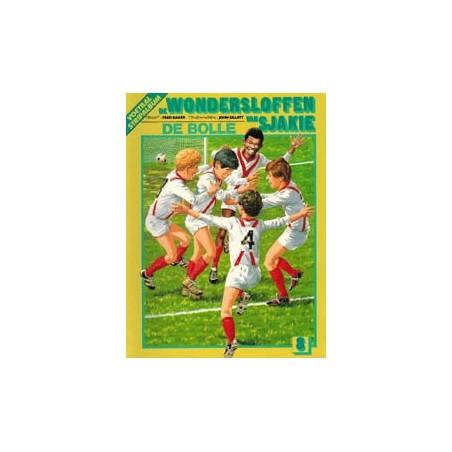 Wondersloffen van Sjakie 08 De bolle 1e druk 1983