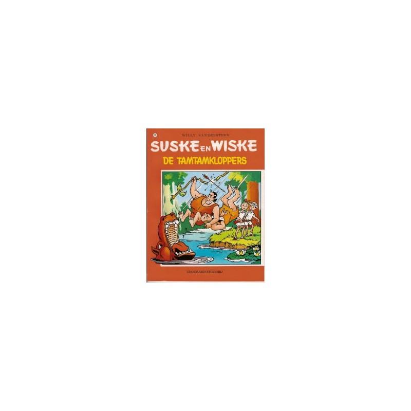 Suske & Wiske 088 De tamtamkloppers