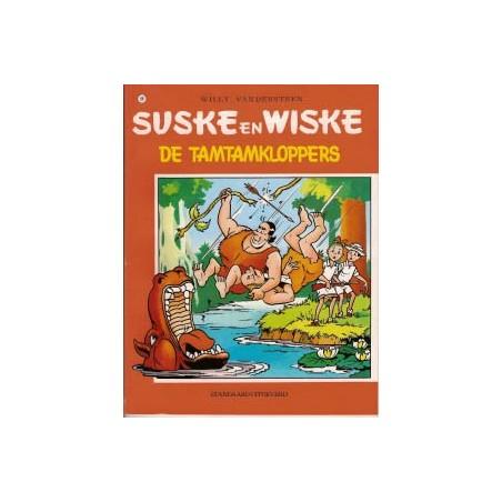 Suske & Wiske 088 De tamtamkloppers herdruk